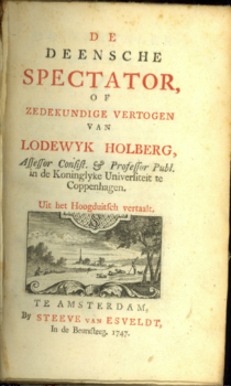 ludvig holberg tekster
