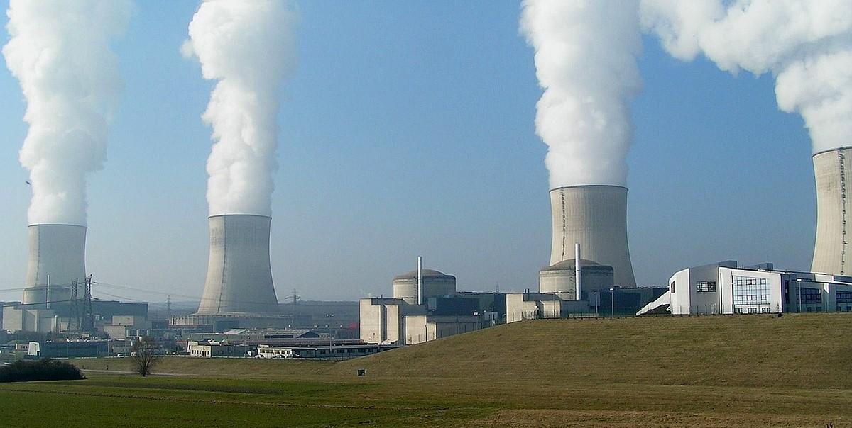 Atomkraftværk i Frankrig