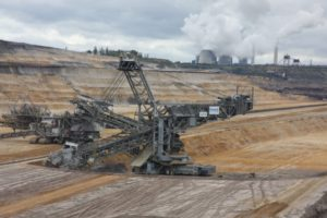 Kulmine og brunkul ved det tyske energiselskab RWE