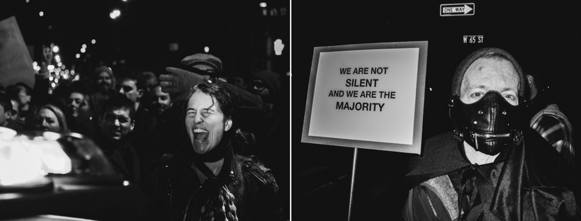 We are not silent and we are the majority
