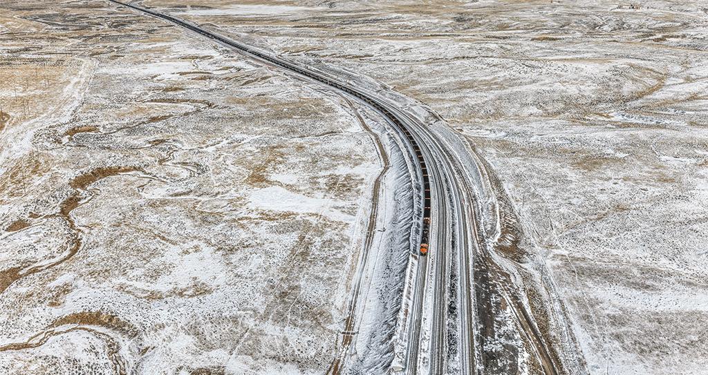 Kultog, Coal train, kultransport i USA,