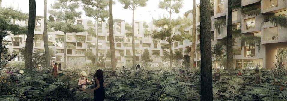 Naturbyen – kan byernes klimaudfordringer bygge bro til fremtiden?