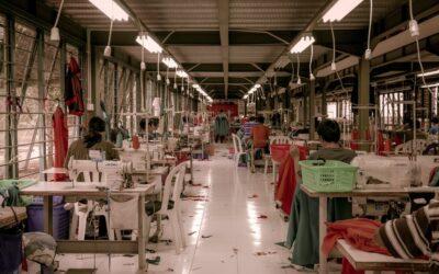 De faktiske forhold i tekstilindustrien